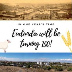 One Year To Eudunda Turning 150