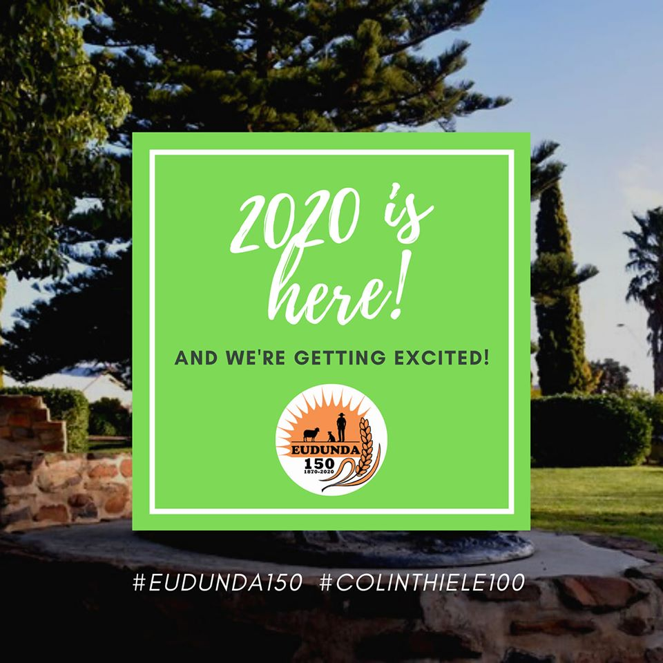 2020 Is Here And We Are Getting Excited - Eudunda 150