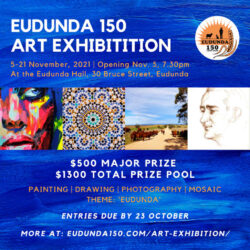 Eudunda 150th Art Competition & Exhibition