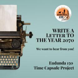 Eudunda 150th Time Capsule Project
